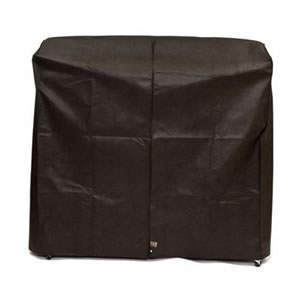 Black 5ft Protective Breathable Rail Cover
