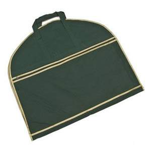 Green & Gold Deluxe Suit Carrier 112x63cm from Caraselle