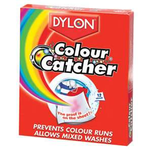 Dylon Colour Catcher (12 sheets)From Caraselle
