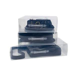 3 Handbag Storage Boxes - Large