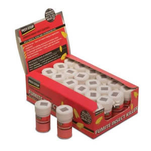 Caraselle Fumite Insect Killer 3.5g Flying Insects,Fleas,Bed Bugs,Ants