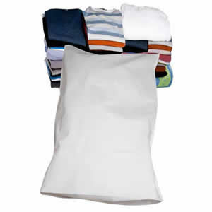 Heavy Duty Zipped Jumbo Laundry Bag