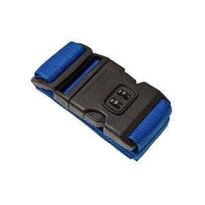 Caraselle Luggage Strap with Combination Lock