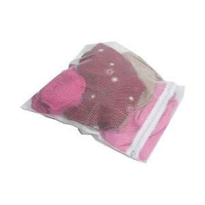 1 Caraselle Small Zipped Net Laundry Washing Bag 31 x 36cms
