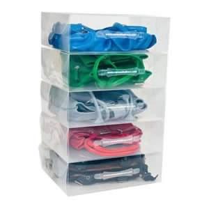 5 Small Handbag Storage Boxes