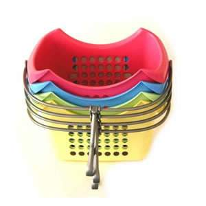 Clothes Peg Caddy 14x24x15cm from Caraselle