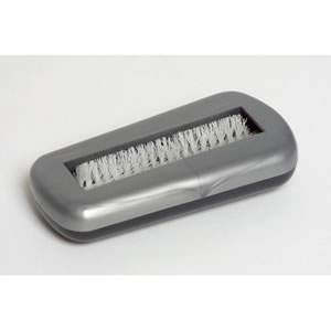 Whizzkleen CrumbBrush Silver/Grey for Tablecloths/Carpets by Caraselle