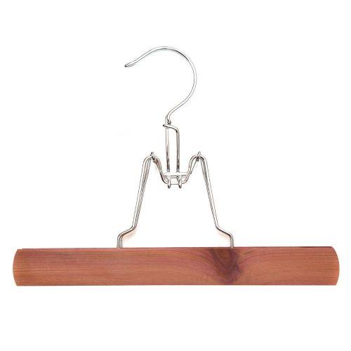 Cedar Wooden Clamp Hangers