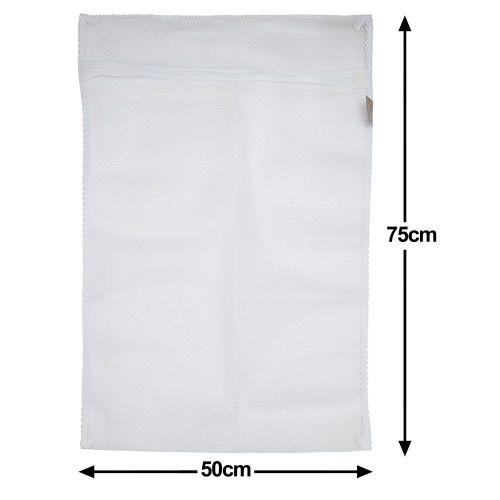 1 Caraselle Extra Large Zipped Net Washing Bag 74 x 50cms