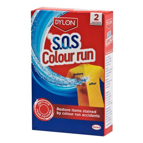 Dylon SOS Colour Run Remover from Caraselle