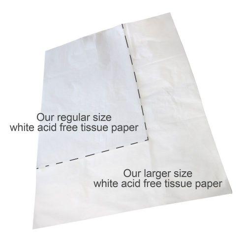 Jumbo Size White Tissue Paper