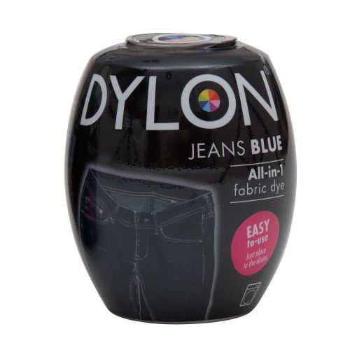 Dylon Fabric Dye Jeans Blue 200g