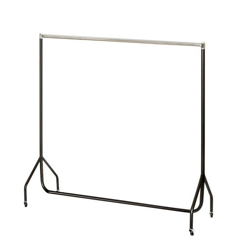 6ft chrome Clothes Rail