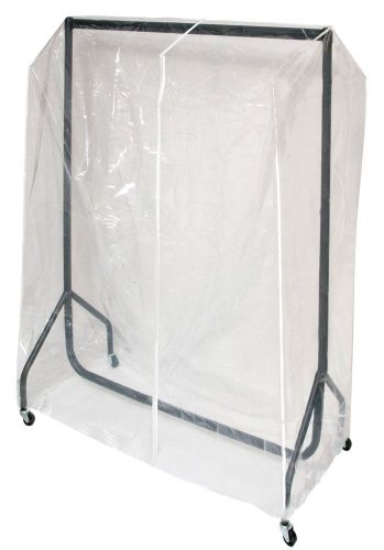 Transparent Protective Clothes Rail Cover, Caraselle Brand