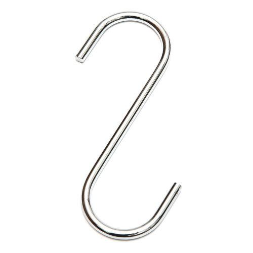 "Caraselle Strong Chrome ""S"" Hook 120mm"