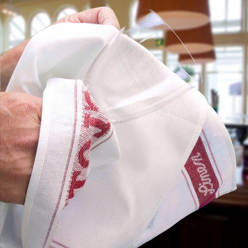 Deluxe Glass Cloth Tea Towel 79 Cotton 21 Linen 50x70cm