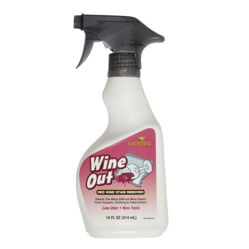 Gonzo Wine Out Spray Trigger Bottle 14 Fl Oz. (414 ml)