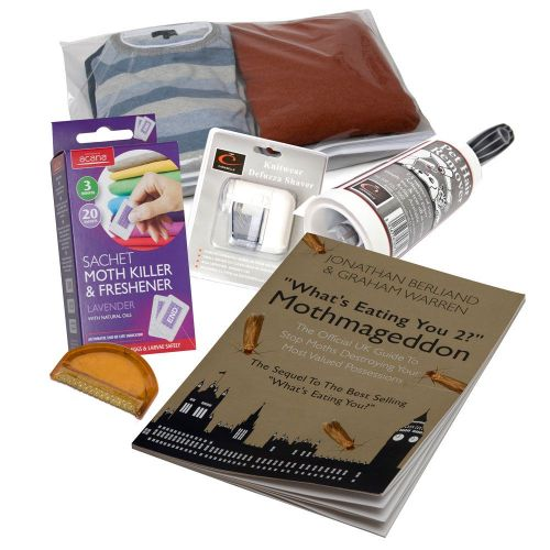 Caraselle Deluxe Knitwear Care Pack