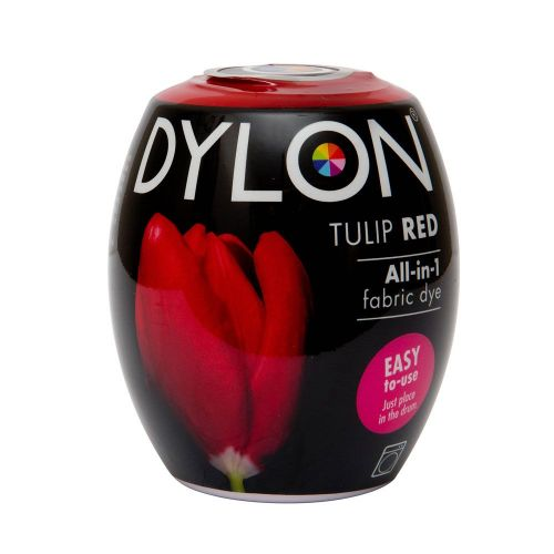 Caraselle Dylon Fabric Dye Tulip Red 350g