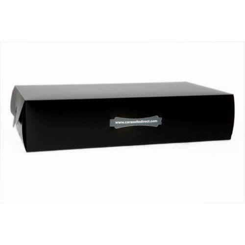 1 Large Black Storage Box