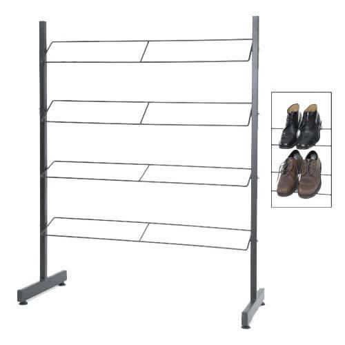 Steel Shoe Rack
