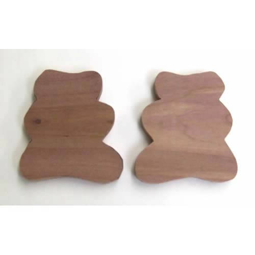 Drawer Fresheners - 2 Cedar Bears