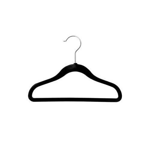 Childrens Huggable Hanger in Black 30cm wide & 22cm high