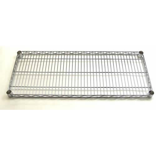 Steel Shelving-Chrome Finish Shelf