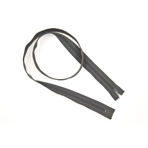 5 Caraselle Dark Grey 91cm Zips