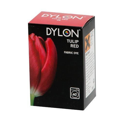 Caraselle Dylon Fabric Dye Tulip Red 200g