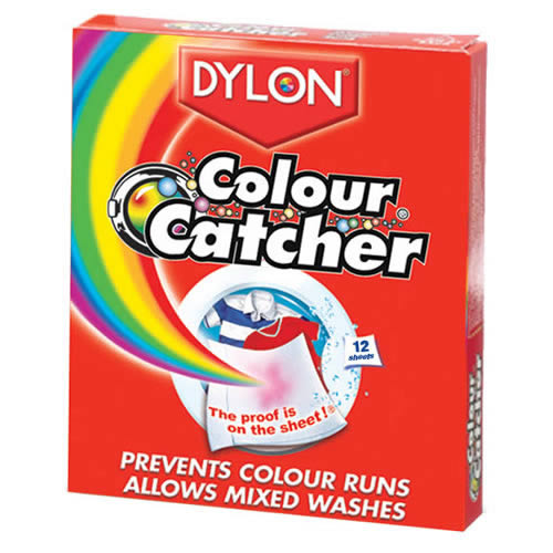Dylon Colour Catcher (12 sheets)