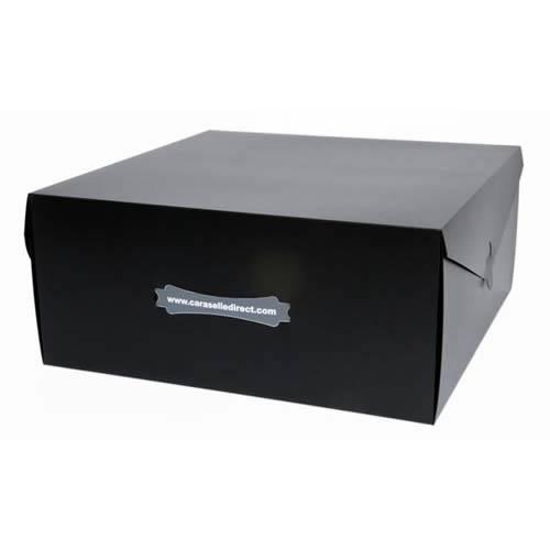 Extra Large Black Storage Box
