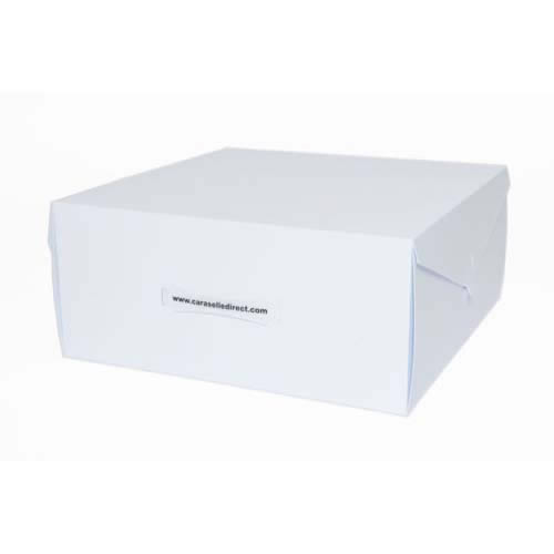 Extra Large White Storage Box