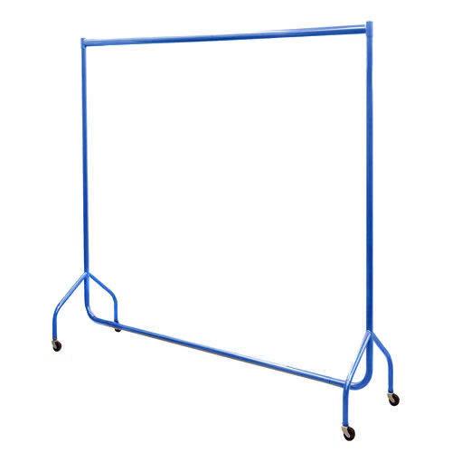 made in Britain Blue Garment Rail