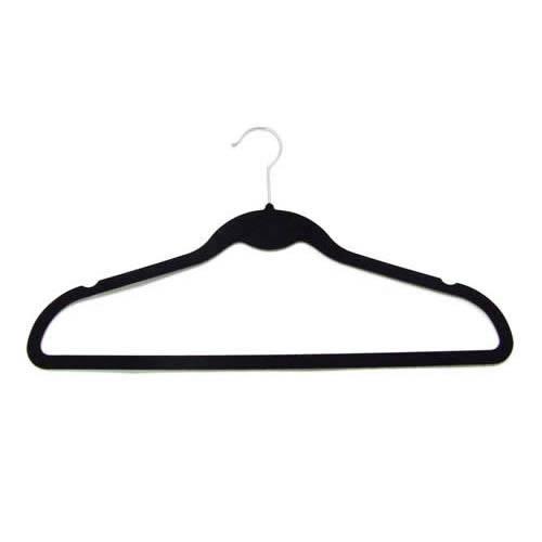 Non-Slip Suit Huggable Hanger in Black 45cm wide & 25cm high