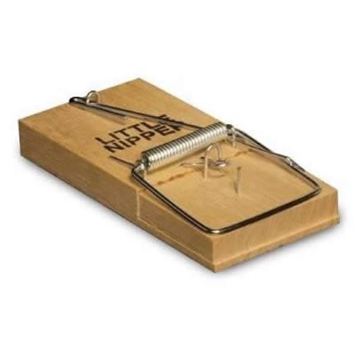 Little Nipper Mouse Traps Classic Treadle Design Mousetrap New 1590