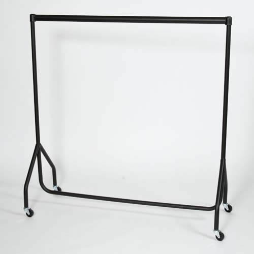 Short Height Clothes Rail