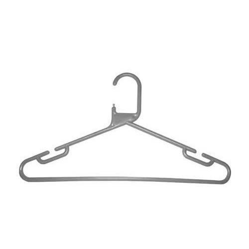 Buy Silver Heavy Duty Polypropylene Hanger