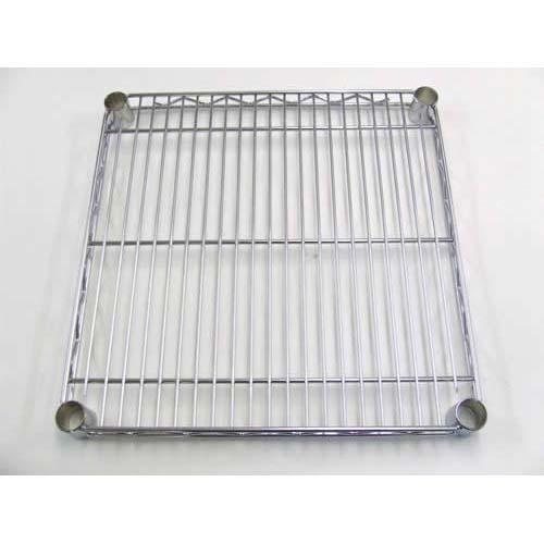 Steel Shelf With Chrome Finish