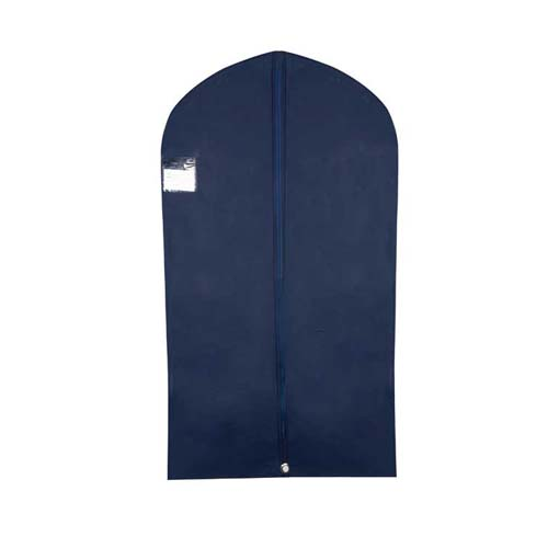 Navy Zipped Suit Cover