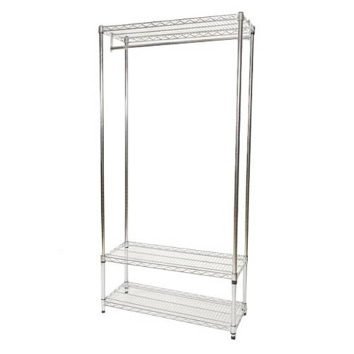 Strong And Stylish Wardrobe Organiser