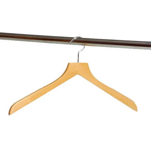 Buy Wooden Jacket and Shirt Hangers