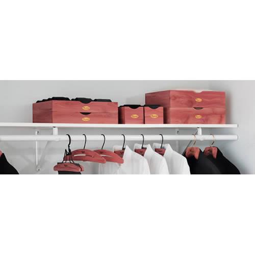 Tie Storage Box  sc 1 st  Caraselle Direct & Cedar Wood Tie Box - Woodlore Tie Organize Box | Protects clothing ... Aboutintivar.Com