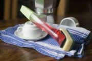 Dishmatic Easy to clean washing brush for kitchen