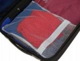 3x Small Net Washing Machine Bags Zipped 31x36cm by Caraselle